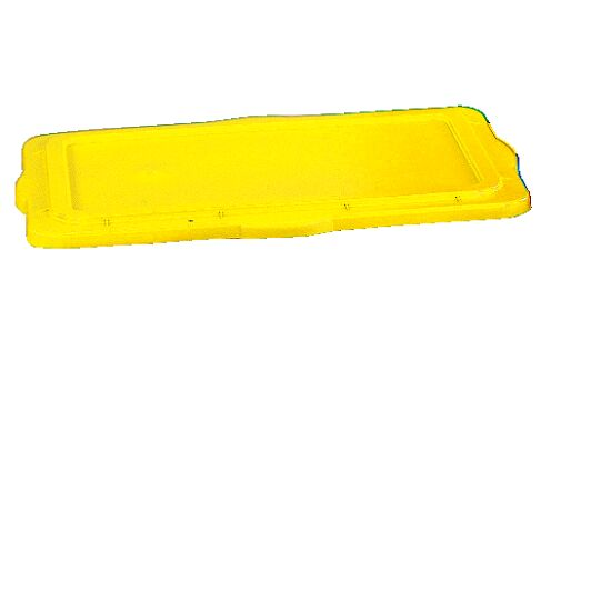 Sport-Thieme® Klemmdeckel für Materialbox Gelb