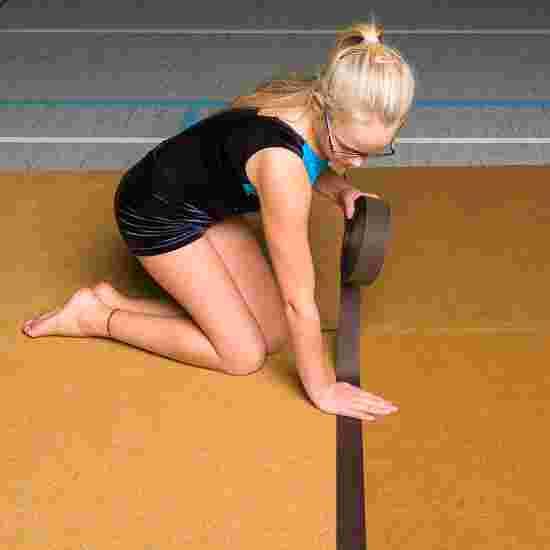 "Sport-Thieme Klettband ""Connect"" Braun, L: 12 m - B: 5 cm"