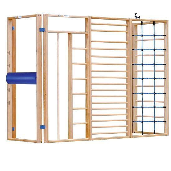Sport-Thieme® Kletterhaus Nach rechts klappbar, Ohne Fallschutzmatten