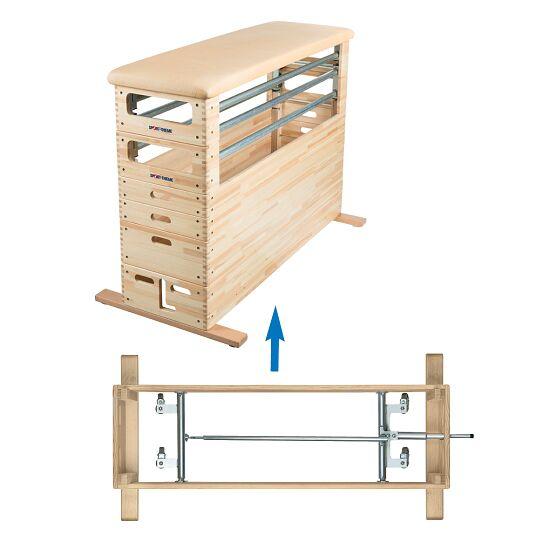 Sport-Thieme® Kombi-Turnbaukasten-Set Mit Schwenkrolleneinrichtung