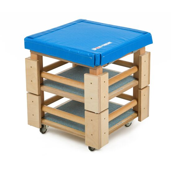 Sport-Thieme® Kombi-Turnhocker Set 2
