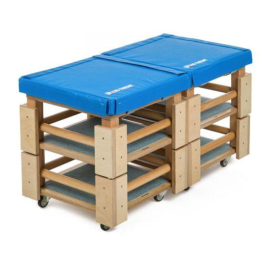 Sport-Thieme® Kombi-Turnhocker Set II