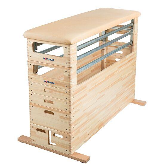 Sport-Thieme Kombi Vaulting Box Set Without swivel castor feature