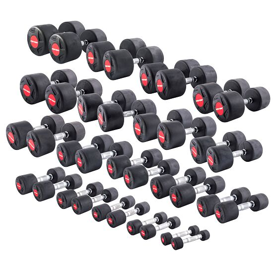 Sport-Thieme® Kompakthantel Set Gummi 1 - 30 kg
