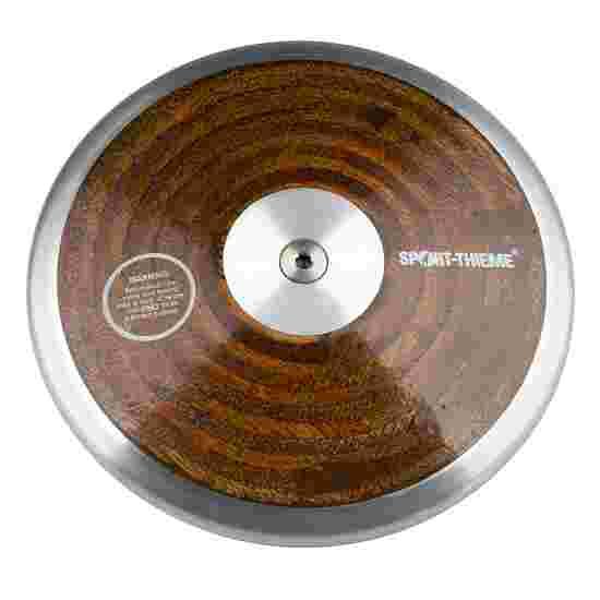 "Sport-Thieme Konkurrence-Diskos  ""Holz"" 1,5 kg"