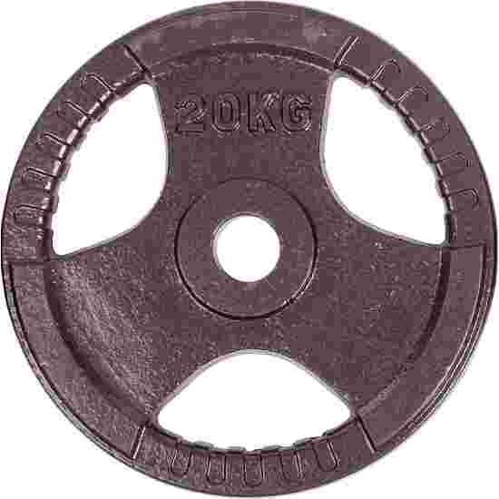 Sport-Thieme Konkurrence, Støbejerns-Vægtskive 20 kg