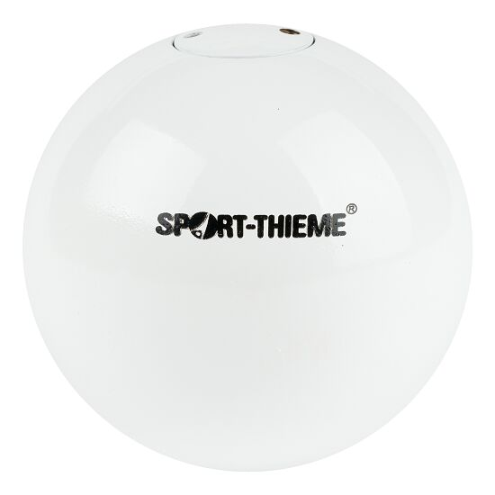 "Sport-Thieme® Konkurrence-Stødkugle ""Stål"" 3 kg, hvid, ø 97 mm"