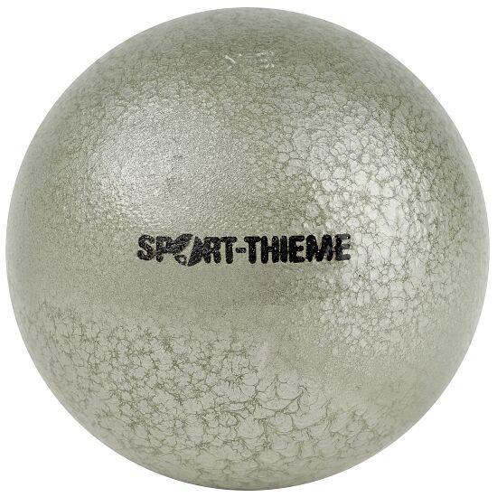 "Sport-Thieme®  Konkurrence-stødkugle ""Støbejern"" 3 kg, Sølv, ø 95 mm"