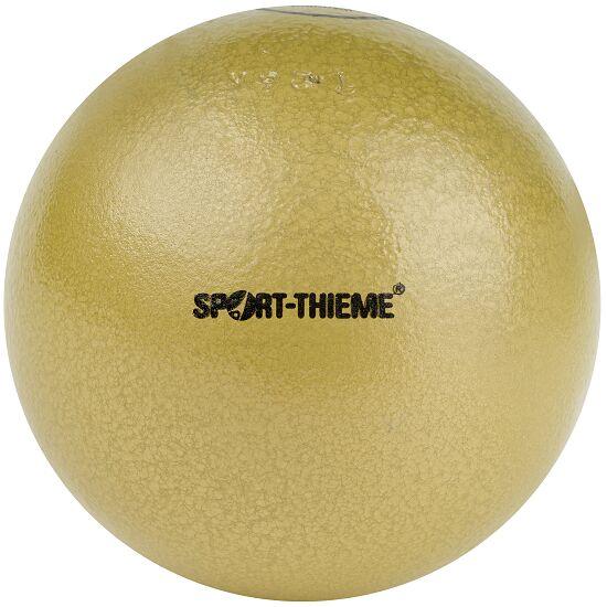 Sport-Thieme® Konkurrence-stødkugle, tareret 7,26 kg, gul, ø 126 mm