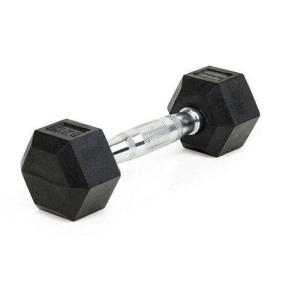 Sport-Thieme Kurzhantel Gummi Hex 3 kg