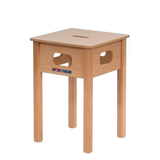 "Sport-Thieme® Kvadratisk Gymnastiktaburet ""Solid"" 50 cm"