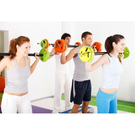 Sport-Thieme® Langhantel-Set Premium Bunt