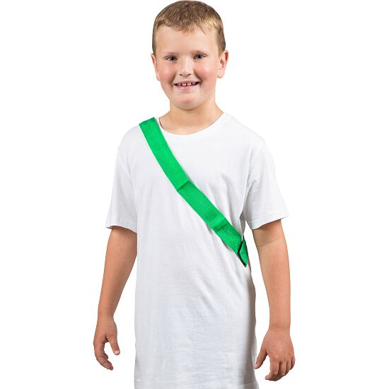 Sport-Thieme Mannschaftsband Kinder, L: 55 (110) cm, Grün