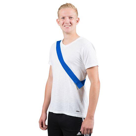 Sport-Thieme Mannschaftsband Erwachsene, L: 65 (130) cm, Blau