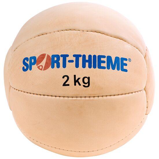 "Sport-Thieme Medicine Ball ""Classic"" 2 kg, ø 22 cm"