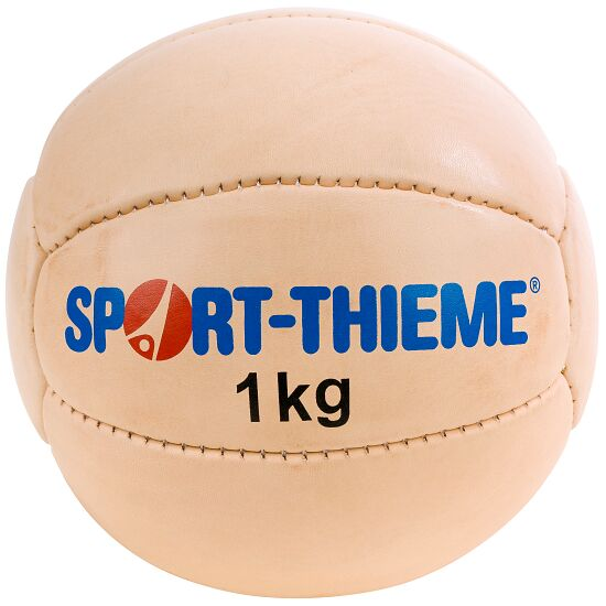Sport-Thieme Medicine Ball 1 kg, ø 19 cm