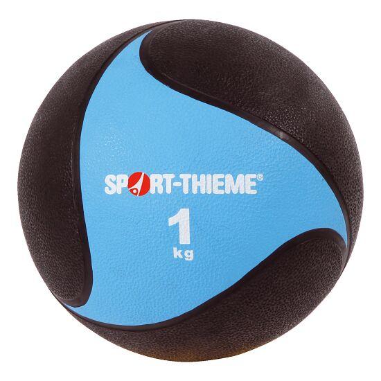 Sport-Thieme® Medizinball aus Gummi 1 kg, ø 19,5 cm