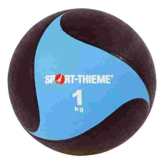 Sport-Thieme Medizinball aus Gummi 1 kg, ø 19,5 cm