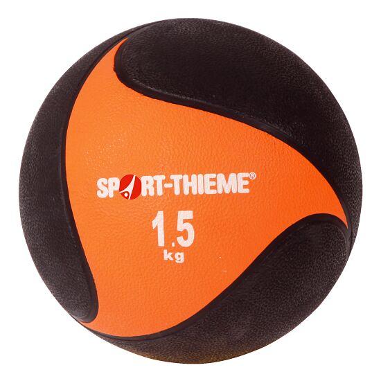 Sport-Thieme® Medizinball aus Gummi 1,5 kg, ø 19,5 cm