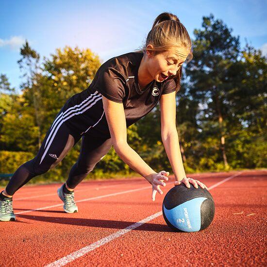 Sport-Thieme® Medizinball aus Gummi 2 kg, ø 22 cm