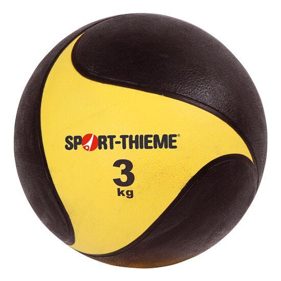 Sport-Thieme® Medizinball aus Gummi 3 kg, ø 22 cm