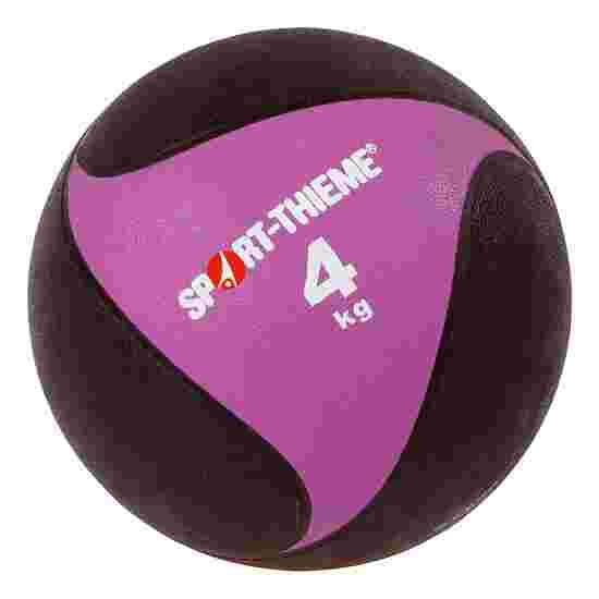 Sport-Thieme Medizinball aus Gummi 4 kg, ø 24 cm