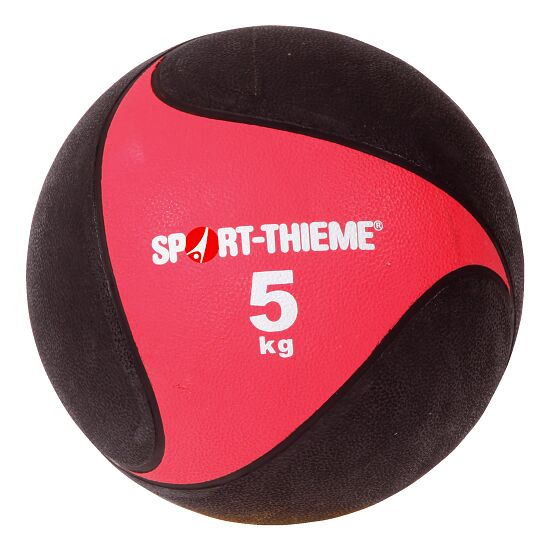 Sport-Thieme® Medizinball aus Gummi 5 kg, ø 24 cm