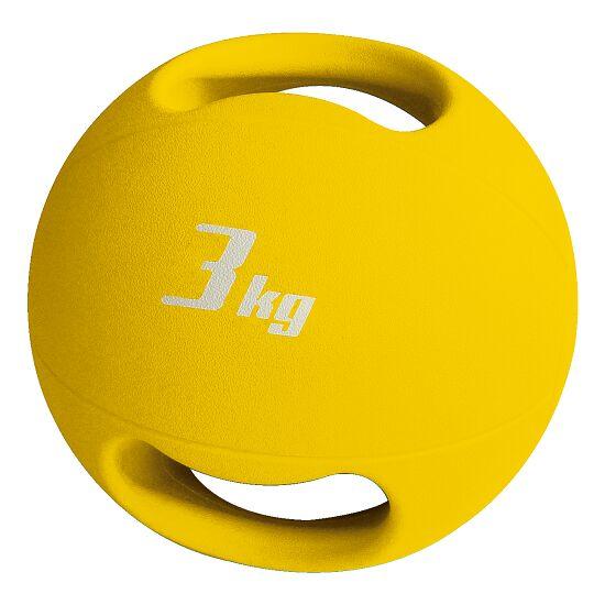 Sport-Thieme Medizinball mit Griff 3 kg