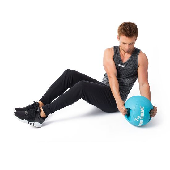 Sport-Thieme Medizinball mit Griff 7 kg
