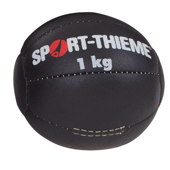 "Sport-Thieme® Medizinball ""Schwarz"" 1 kg, ø 18 cm"