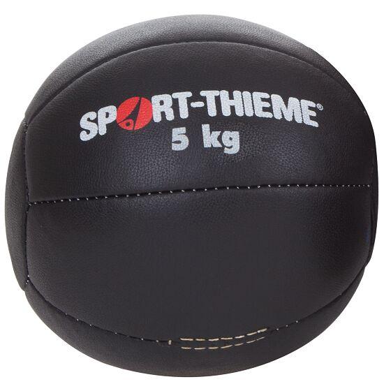 "Sport-Thieme® Medizinball ""Schwarz"" 5 kg, ø 28 cm"