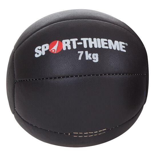 "Sport-Thieme Medizinball  ""Schwarz"" 7 kg, ø 22 cm"