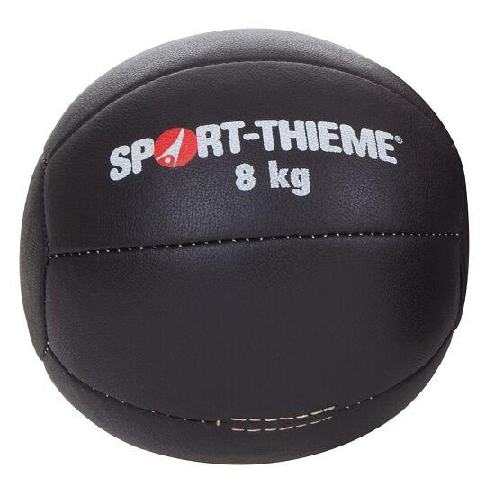 "Sport-Thieme® Medizinball ""Schwarz"" 8 kg, ø 25 cm"