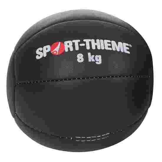 "Sport-Thieme Medizinball  ""Schwarz"" 8 kg, ø 25 cm"