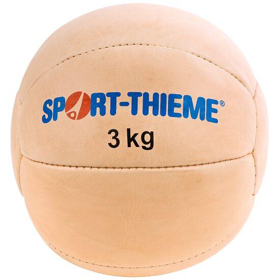 "Sport-Thieme Medizinball ""Tradition"" 3 kg, ø 28 cm"