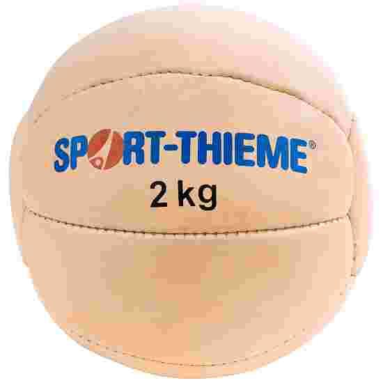 "Sport-Thieme Medizinball ""Tradition"" 2 kg, ø 25 cm"
