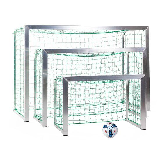 Sport-Thieme® Mini-Fußballtor, mit anklappbaren Netzbügeln Netz Maschenweite 10 cm, Torinnenmaß 1,20x0,80 m