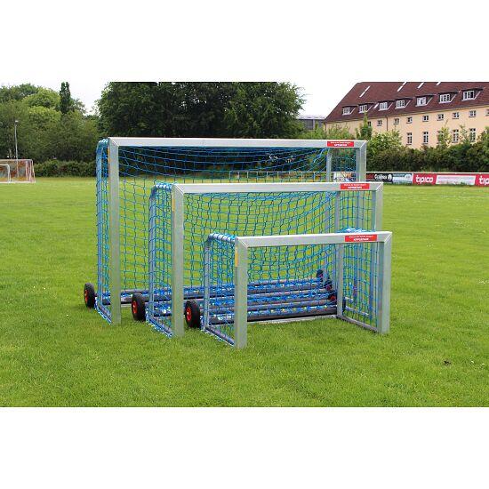 "Sport-Thieme Mini-Fußballtor ""Safety"" mit PlayersProtect 1,20x0,80 m, Inkl. Netz, grün (MW 10 cm)"