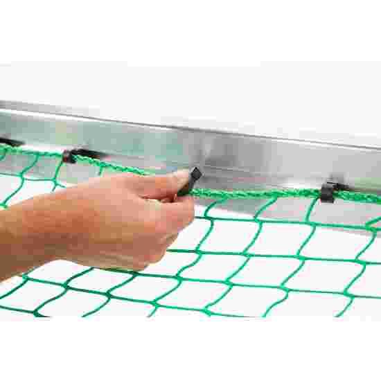 Sport-Thieme Mini-træningsmål med sammenklappelige netbøjler 1,20x0,80 m, Måldybde 0,70 m, Inkl. net, grøn (Maskestr. 10 cm)