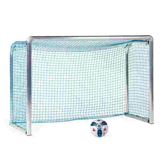 "Sport-Thieme Mini-Trainingstor ""Protection"" 1,80x1,20 m, Tortiefe 0,70 m, Inkl. Netz, blau (MW 4,5 cm)"