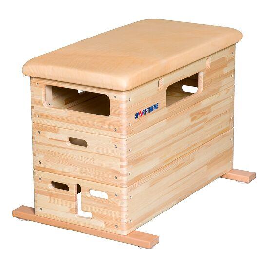 "Sport-Thieme Mini Vaulting Box ""Vario"" 3-Piece Without swivel castor kit"