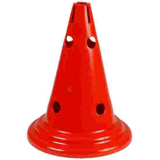Sport-Thieme Multi-Purpose Cone Red, 30 cm, 8 holes