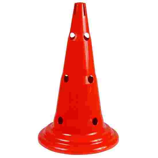 Sport-Thieme Multi-Purpose Cone Red, 50 cm, 12 holes