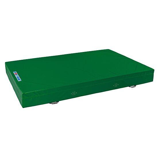 Sport-Thieme Nedspringsmåtte Type 7 Grøn, 300x200x25 cm