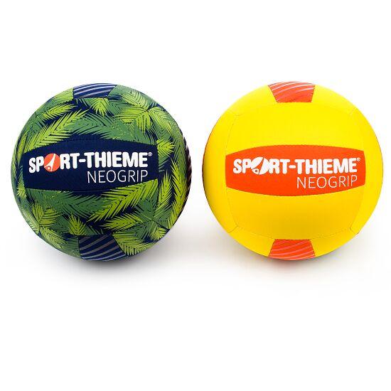 "Sport-Thieme® ""Neogrip"" Neoprene Volleyball ""Palm"" green/blue"