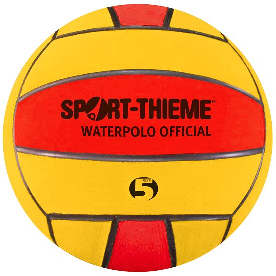 """Sport-Thieme® """"Official"""" Water Polo Ball Size 5"""