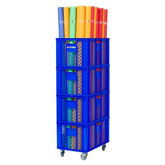 Sport-Thieme® Opbevaringsvogns Pool Noodles 60x40x135 cm