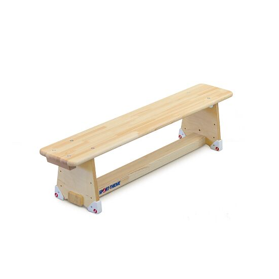 "Sport-Thieme ""Original"" Gymnastics Bench 1.5 m, Without castors"