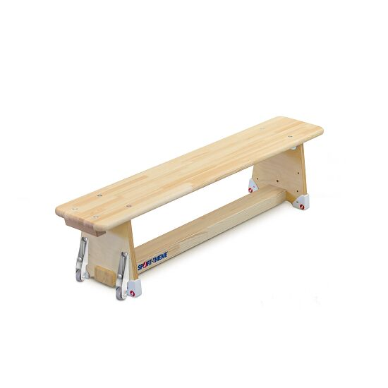 "Sport-Thieme ""Original"" Gymnastics Bench 1.5 m, With castors"
