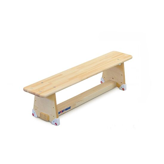 "Sport-Thieme ""Original"" Gymnastics Bench 1 m, Without castors"